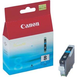 CLI8C - cyan - Canon Original Druckerpatrone mit 13ml Inhalt -0621B001-