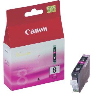 CLI8M - magenta - Canon Original Druckerpatrone mit 13ml Inhalt -0622B001-