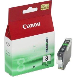 CLI8G - grün - Canon Original Druckerpatrone mit 13ml Inhalt -0627B001-