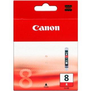 CLI8R - rot - Canon Original Druckerpatrone mit 13ml Inhalt -0626B001-