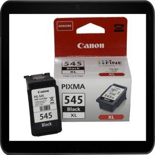 PG545XLBK - schwarz - Canon Original Druckerpatrone mit 15ml Inhalt -8286B001-