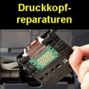 NEC P62/P72 Druckkopfreparatur