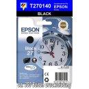 T270140 - black - Epson Druckerpatrone 6,2ml Inhalt...