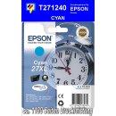 T271240 - cyan XL - Epson Druckerpatrone mit 10,4ml...