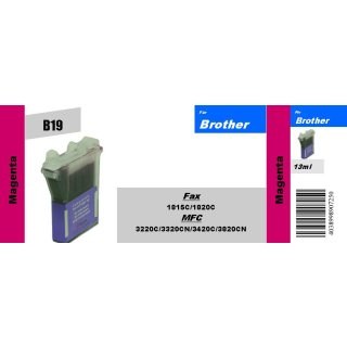 LC800M - magenta - TiDis Ersatzpatrone für 500 Seiten Druckleistung nach ISO 24711