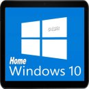 Windows10  Home 64Bit Version -  DSP 1pk Deutsch DVD -...