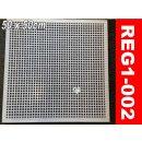 REG1-002 - Lochrückwandplatte 50x50cm mit...