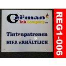 REG1-006 - Markenlogoschild für TiDis Schnelldreherwand