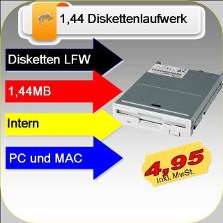 """3,5"""" FDD / Internes Diskettenlaufwerk"""