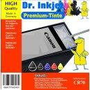 CR70 - 300ml - Dr.Inkjet Premium Nachfülltinte...