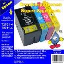 E2715 - TiDis Ersatzdruckerpatronen XL Multipack Inhalt...