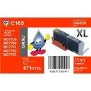 C165 - TiDis XL Ersatzpatrone grau mit 11ml Inhalt -...