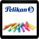 Pelikan Wandtafel-Kreide745/12  farbsortiert - 12...