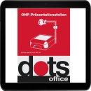 dots OHP-Folien für InkJet-Drucker / DIN A4 / 0,10...