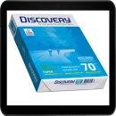 DISCOVERY 500 Blatt Kopierpapier, weiß A4 70 g/qm -...