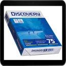 DISCOVERY 500 Blatt Kopierpapier, weiß A4 75 g/qm -...
