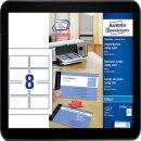 Avery Zweckform C32015-25 Premium Visitenkarten (200...