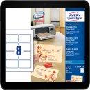 Avery Zweckform C32024-10 Premium Visitenkarten (80...