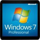 Windows 7 Professional, SP1, DSP/SB, 1er-Pack, 64-Bit...