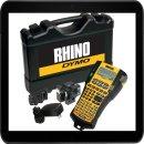 DYMO Rhino 5200 Set Industrie Beschriftungsgerät