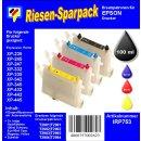 IRP753 - Starterpack CISS / Easyrefillpatronen ersetzen...