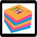 7,6  x 7,6 cm - Post-it® Super Sticky Notes Bangkok...