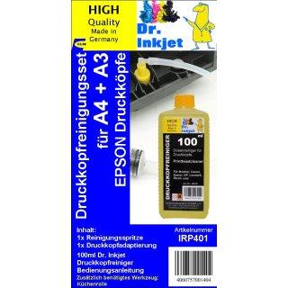 IRP401 - Dr. Inkjet Druckkopfreinigungskit für Epson Kleinformatdrucker A4 & A3