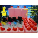 IRP810 - Reinigungspatronen f.LC-900 + 1 Liter...