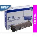 TN-2320 - schwarz - Brother Toner mit 2.600 Seiten...