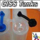 CISS Dr.Inkjet Schlauchsystem für LC-1100 / LC-980 + 400ml Nachfülltinte