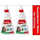 1500ml KORES Bastelkleber White Glue 6x250 ml,...