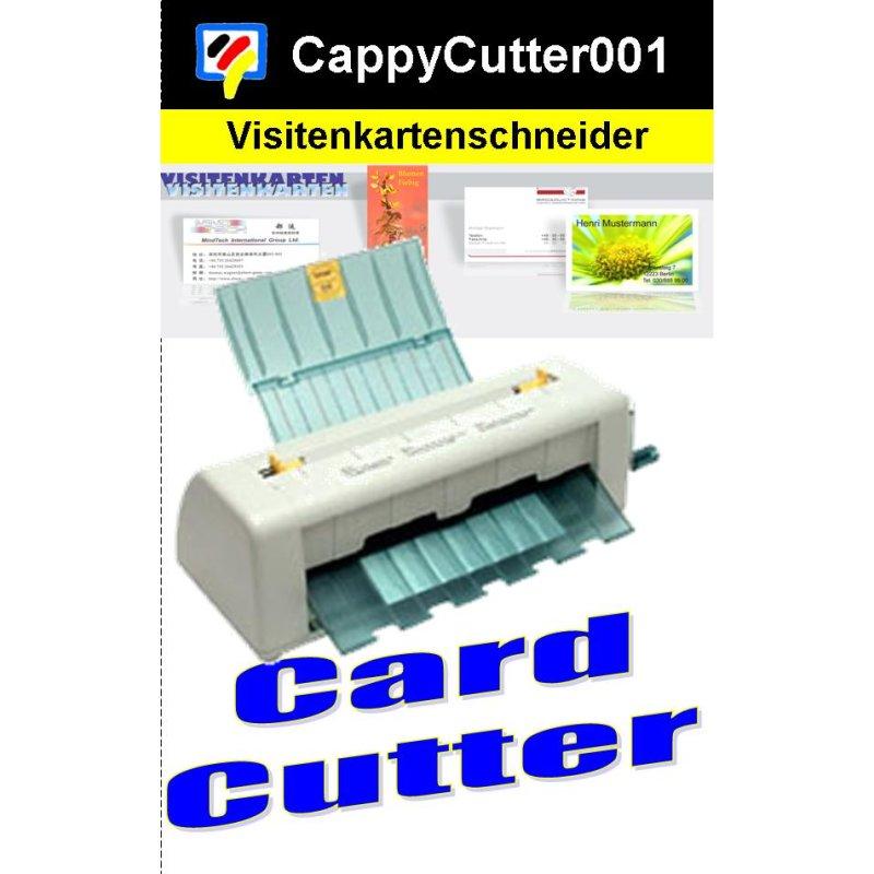 Visitenkarten Schneidemaschine Card Cutter Für Die