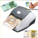 Euro Geldscheinprüfer Soldi Smart 64470 -...