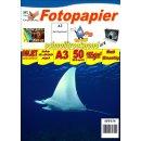 SPP150 - A3 Mattes Papier mit 105g/m2 - weiß und...