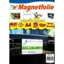 SPP132 -  Magnetfolie selbstklebend mit...