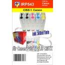 Ciss für Canon PGI5 + 4x CLI8 ( CMYK ) mit...