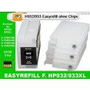 IRP932MP - H932/933 CISS / Easyrefillpatronen Set ohne...