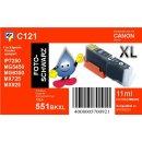 C121 - CLI-551BKXL - schwarz - TiDis Ersatzdruckerpatrone...