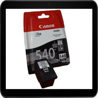 PG540 - schwarz - Canon Original Druckerpatrone mit 8ml Inhalt -5225B005-