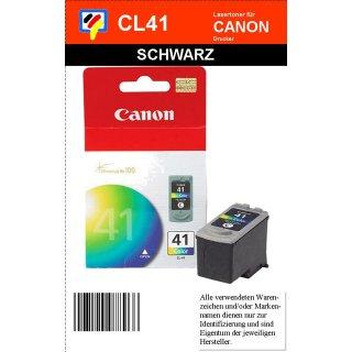 CL41 - color - Canon Original Druckerpatrone mit 12ml Inhalt -0617B001-