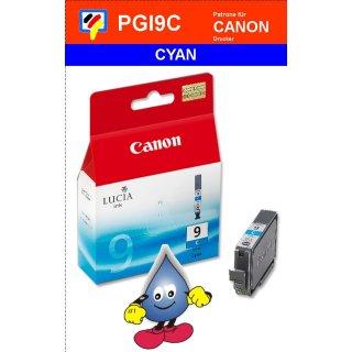 PGI9C - cyan - Canon Original Druckerpatrone mit 14ml Inhalt -1035B001-