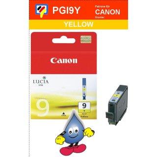 PGI9Y -yellow - Canon Original Druckerpatrone mit 14ml Inhalt -1037B001-