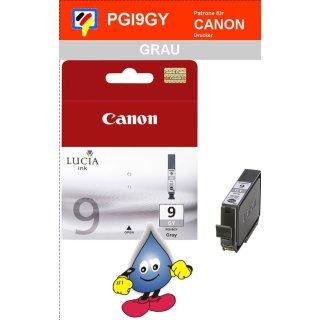 PGI9GY -grau - Canon Original Druckerpatrone mit 14ml Inhalt -1042B001-