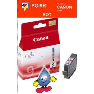 PGI9R -rot - Canon Original Druckerpatrone mit 14ml Inhalt -1040B001-