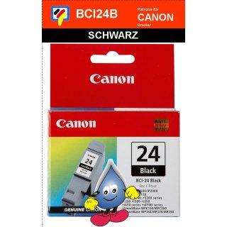 BCI24BK -schwarz- Canon Original Druckerpatrone mit 9ml Inhalt -6881A002-