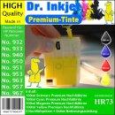 HR73 - Dr. Inkjet Nachfüllset mit 400ml Premium...