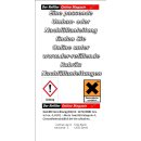 HR74C - cyan- Dr.Inkjet Premium Nachfülltinte in...