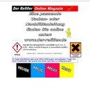 HR51 - Dr. Inkjet Komplett 250ml Set Premium Pigmentierte Nachfülltinte - Alles drin Packung - (BK/C/M/Y)