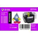 LC3219XLBK - schwarz - TiDis Ersatzdruckerppatrone mit...