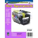 LC3219XL - Multipack - TiDis Ersatzdruckerpatronen mit je...